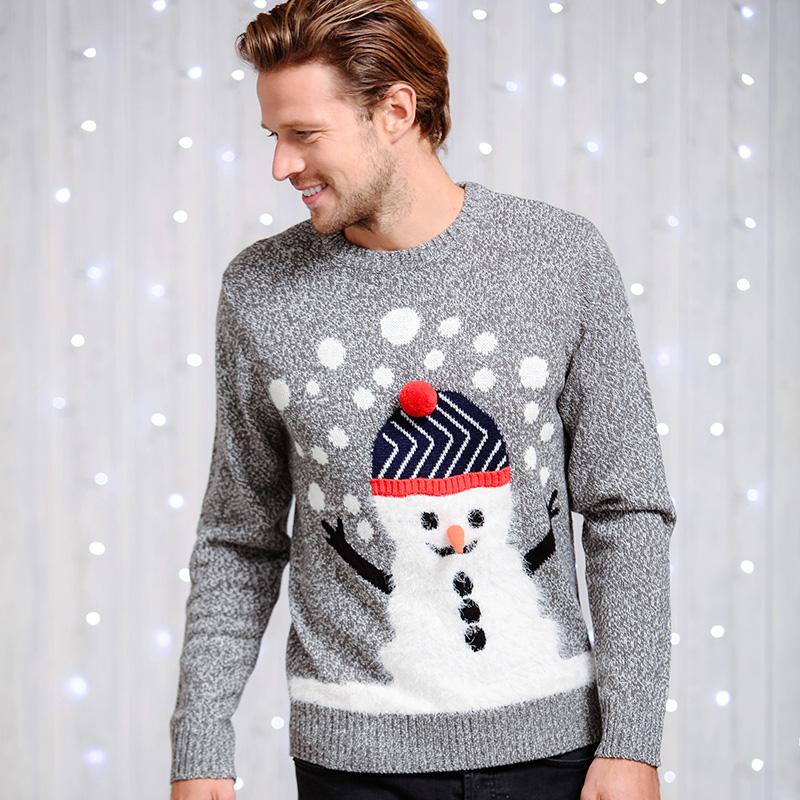 Kersttrui Dames Sneeuwpop.Foute Kersttrui 3d Sneeuwpop Sneeuwman Kersttruiwinkel Nl